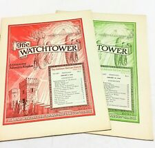 Watchtower - The Large Size Very Old Ones - Entire Year - 1944
