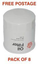 Sakura Oil Filter C-1816  -  BOX OF 8 CROSS REF RYCO Z495
