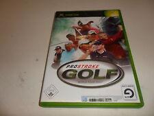 XBox  ProStroke Golf: World Tour 2007