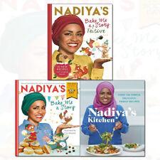 Nadiya Hussain World Book Day 2018 3 Books Collection Set NEW Nadiya's Kitchen