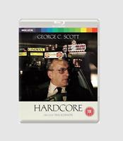 Hardcore Blu-ray [Region B] Starring George C. Scott, Crime Drama Movie - NEW