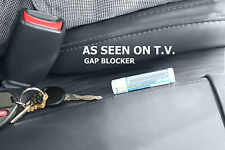 GAP BLOCKERS patented (2PK SET) STOP DROP CREVICE CAR SEAT CRACK CADDY CATCH