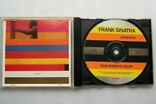 """Frank Sinatra Conducts """"Tone Poems of Color"""" 1992  Capitol Records"""