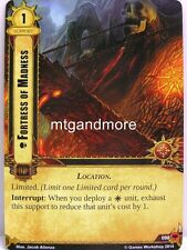 Warhammer 40000 Conquest LCG-Fortress of Madness #098 - Base Set