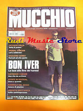 Rivista MUCCHIO SELVAGGIO 684-685/2011 Bon Iver Tina Turner Primal Scream *No cd