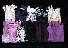 LOT 10 Hauts, top, chemise, t.shirt pour Femme - T.38 (LOT/H.D)