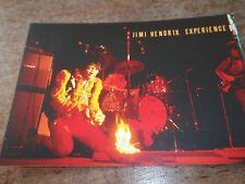 1 JIMI HENDRIX POP CARD-APPROX. 14.5 X 10 CM-AS NEW