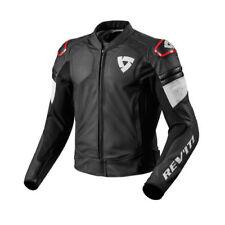 Blousons noirs Rev'it polyester pour motocyclette