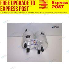 Wesfil Fuel Filter WCF141 fits Audi A4 1.8 T (B6),1.8 T (B7),1.8 T Quattro (B