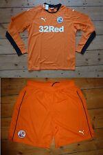 Crawley Town FC Camiseta de Fútbol & Calzones 2014/15 Tamaño: XL Gk