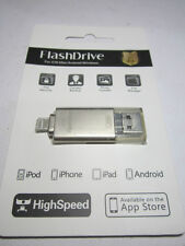 16GB Flash Drive USB Memory Stick for Apple iPhone/iPad/iPod/Android iStick App