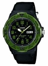Casio Collection Quartz Analogue Men's Watch with Black Dial - MRW-200HB-1BVEF