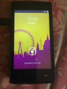 KAZAM Trooper 540 Mobile Phone.