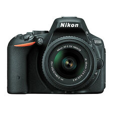 Nikon D5500 Digital SLR Camera + AF-S NIKKOR 18-55mm f/3.5-5.6G VR DX Lens