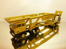 LION CAR DAF 2800 TRUCK (first edition) + TRANSPORTER Van AMERONGEN - 1:50 WERBE