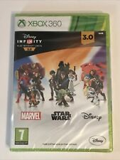 Xbox 360 Disney Infinity Spiel ohne Grenzen 3.0 Konsole Spiel DISC OVP SEALED