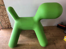 "😀 FREE SHIPPING  Magis ME TOO Design Puppy - Large Green- 22"" H 27"" L 17""D"