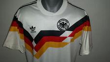 DFB Deutschland ADIDAS Trikot Gr. L WM 1990 90 **RARITÄT** kein Retro!