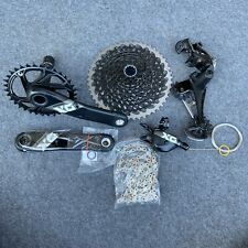 SRAM X01 EAGLE 12-SPEED GROUPSET 34T 170MM GXP CARBON