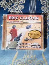 Eric Clapton ‎– One More Car, One More Rider 2CD - SIGILLATO original sticker on