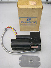 COPELAND 998-0514-55 CAP & RELAY ASSEMBLY W/SPRAGUE 014-0008-66 CAPACITOR