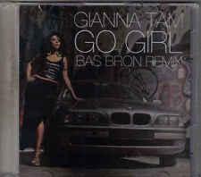 Gianna Tam-Go Girl Remix Promo cd single