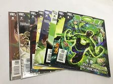 ION #1-8 (DC/MARZ/Tocchini/Green Lantern/1114481) COMIC BOOK COMPLETE SET OF 8