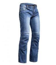 "Lindstrands Wrap Men's Blue Motorcycle Jeans Size XL 36-38"" ****"