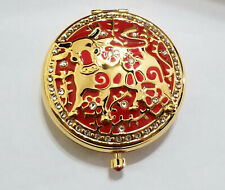 "Estee Lauder Solid Perfume Compact 2020 ""Year of the Ox"" MIBB"
