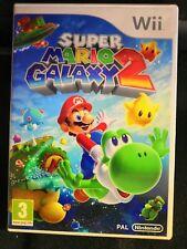 Super Mario Galaxy 2 Wii COMPLETO