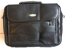 BELKIN Laptop Computer Shoulder Briefcase & ***FREE*** DEGUSSA Pen (used)