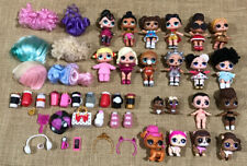Lot of LOL Surprise Dolls Pets & Accesories
