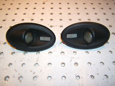 Mercedes W116 280,300SD,450 SEL  6.9 rear reading dome 2 lights,1 set of  2 only