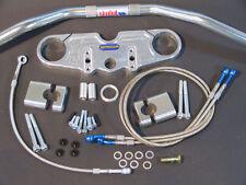 Superbike Lenker Umbau - Kit SUZUKI GSX-R 750 W 92-93 Fahrzeugtyp: GR7BB
