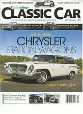 CLASSIC CAR,THE DEFINITIVE ALL AMERICAN COLLECTOR CAR MAGAZINE, DECEMBER, 2013