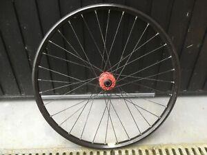 "26"" MTB Front Wheel  Mavic 321 Disc Hope Pro 2 Hub & Spare Rim 15mm or QR Axle"