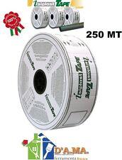 Tubo Manichetta Ala Gocciolante Irrigazione S10 10.6LT/H 250 MT ISIPLAST IRRITEC