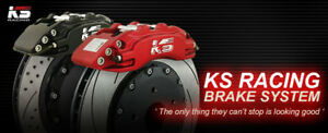 BIG BRAKE KIT CHRYSLER 300C  FRONT 356mm WITH 6POT CALIPER