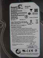 1,5 TB Seagate st31500524as | p/n: 1fu156-301 cc13 | TK discoteca duro disco duro