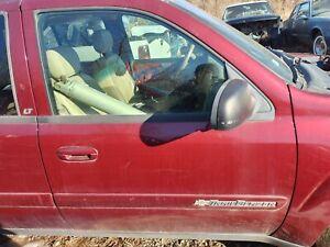 2002 2006 Chevrolet Trailblazer EXT Front Door Shell Panel Right OEM