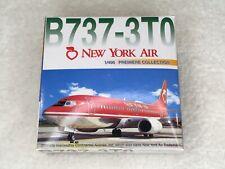 DRAGON WINGS 55137 New York Air B737-3T0 1/400 Scale, NIB, MIB