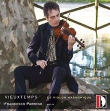 VIEUXTEMPS: LE VIOLON HARMONIQUE NEW CD