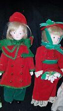 Porcelain faces set Dolls