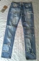 Jeans slim moulant pour Femme taille size 26/32 - (neuf)