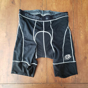 Troy Lee Designs Mens Medium 32-34 Ruckus Liner Only Cycling Shorts Padded MTB M