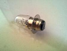 Honda Cub 50 55 65 70 90 CT CA 100 110 P50 Z50 Head Light Front Lamp Bulb 6V 25W