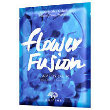 Origins Flower Fusion Soothing Sheet Mask, Lavender 2 sheets new