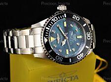 ➤NEW Invicta Unisex 38mm Pro Diver 0.02 CARAT DIAMONDS ACCENTS MOP SS 200M Watch