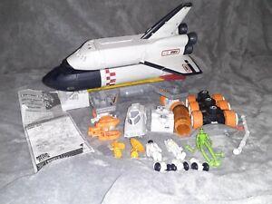 Matchbox Mega Rig Space Shuttle Astronaut Alien Space Rover Lot