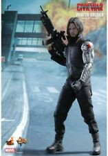 Hot Toys 1/6 Scale Captain America:Civil War Winter Soldier MMS351 MIB SEALED